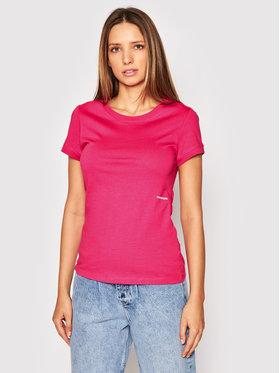 Calvin Klein Jeans Calvin Klein Jeans Tricou J20J215702 Roz Regular Fit