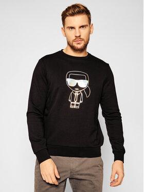 KARL LAGERFELD KARL LAGERFELD Sweatshirt Crewneck 705035 502900 Noir Regular Fit
