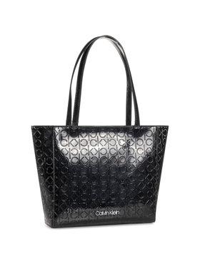 Calvin Klein Calvin Klein Sac à main Ck Must Em Shopper Sm K60K606761 Noir