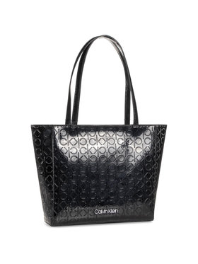 Calvin Klein Calvin Klein Táska Ck Must Em Shopper Sm K60K606761 Fekete