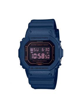 G-Shock G-Shock Ρολόι DW-5600BBM-2ER Σκούρο μπλε