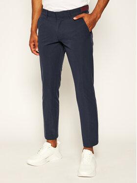 Boss Boss Текстилни панталони Hapron 6 50422961 Тъмносин Regular Fit