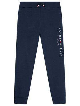Tommy Hilfiger Tommy Hilfiger Pantaloni trening Essential KS0KS00214 Bleumarin Regular Fit