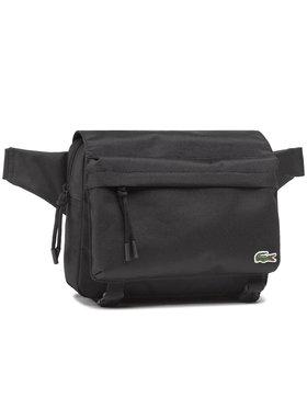 Lacoste Lacoste Övtáska Sling Bag NH3140NE Fekete