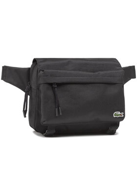 Lacoste Lacoste Τσαντάκι μέσης Sling Bag NH3140NE Μαύρο