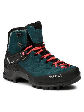 Salewa Salewa Trekkingi Ws Mtn Trainer Mid Gtx GORE-TEX 63459 8550 Niebieski