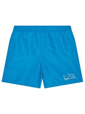EA7 Emporio Armani EA7 Emporio Armani Pantaloncini da bagno 906005 1P772 19832 Blu Regular Fit