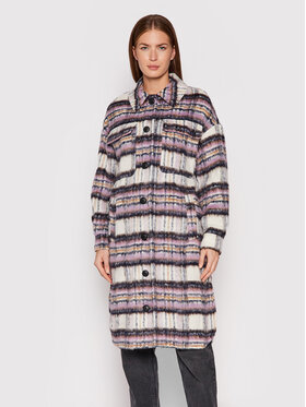 Vero Moda Vero Moda Płaszcz przejściowy Gemma 10250983 Kolorowy Regular Fit