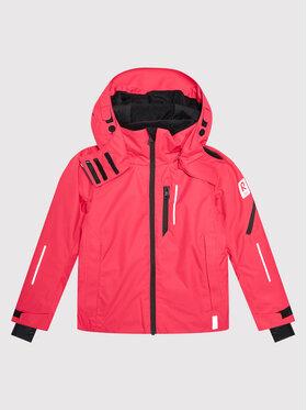 Reima Reima Kurtka narciarska Alanampa 531558A Różowy Regular Fit