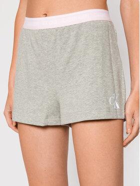 Calvin Klein Underwear Calvin Klein Underwear Szorty sportowe 000QS6428E Szary Regular Fit