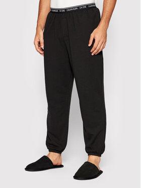 Calvin Klein Underwear Calvin Klein Underwear Teplákové nohavice 000NM1866E Čierna Regular Fit