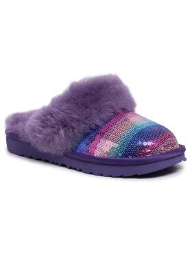 Ugg Ugg Naminės šlepetės K Cozy II Rainbow 1103585K Violetinė