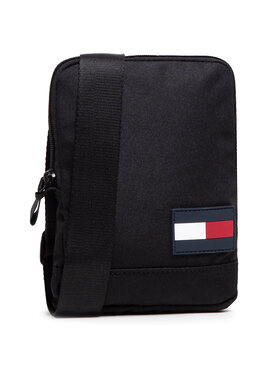 Tommy Hilfiger Tommy Hilfiger Τσαντάκι Tommy Core Compact Crossover AM0AM07258 Μαύρο