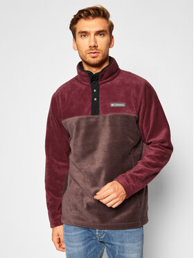 Columbia Columbia Polár kabát Steens Mountain™ 1861681 Bordó Regular Fit
