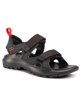 The North Face The North Face Сандали Hedgehog Sandal III NF0A46BHKT0 Черен