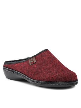 Rieker Rieker Pantofole 659A4-35 Bordeaux