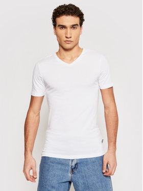 Only & Sons ONLY & SONS T-Shirt Basic 22020799 Weiß Slim Fit