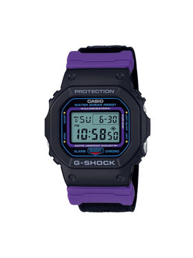 G-Shock G-Shock Hodinky DW-5600THS-1ER Černá