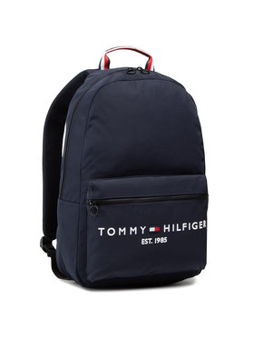 Tommy Hilfiger Tommy Hilfiger Zaino Th Established Backpack AM0AM07266 Blu scuro