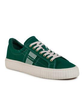 Gant Gant Sneakersy Faircourt 20638487 Zelená