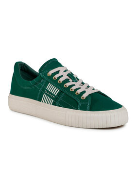 Gant Gant Sneakersy Faircourt 20638487 Zielony