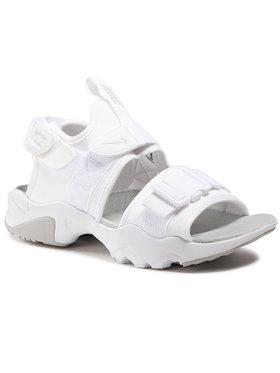 Nike Nike Sandály Canyon Sandal CV5515 101 Bílá