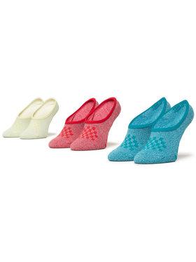 Vans Vans Σετ 2 ζευγάρια κάλτσες σοσόνια γυναικεία Wm Classic Marled Canoodles VN0A49Z8ZLI1 Έγχρωμο