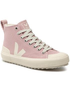 Veja Veja Sneakersy Nova Ht Canvas Babe NT012531A Różowy