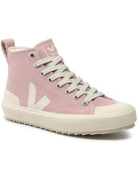 Veja Veja Sneakersy Nova Ht Canvas Babe NT012531A Růžová