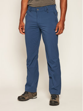 Jack Wolfskin Jack Wolfskin Outdoorové kalhoty Activate Light 1503772 Tmavomodrá Regular Fit