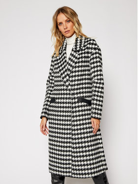 Guess Guess Cappotto di transizione Ibel W0BL69 WDAP0 Nero Relaxed Fit