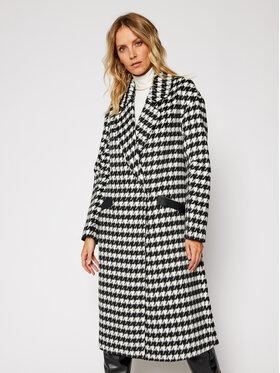 Guess Guess Prechodný kabát Ibel W0BL69 WDAP0 Čierna Relaxed Fit