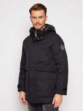 Guess Guess Zimná bunda M0BL66 WDA70 Čierna Regular Fit