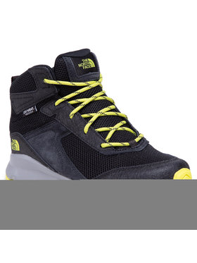 The North Face The North Face Bakancs Junior Hedgehog Hike II Mid Wp NF0A3FYKC5W1 Fekete