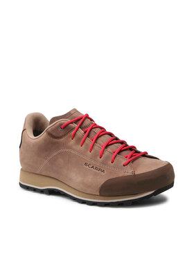Scarpa Scarpa Trekingová obuv Margarita Max Gtx GORE-TEX 32671-200 Hnědá