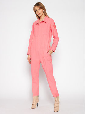One Teaspoon One Teaspoon Overall Paradise 23695 Rosa Relaxed Fit