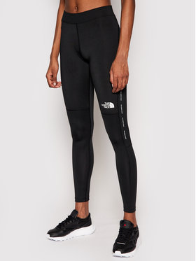 The North Face The North Face Colanți Ma Tight NF0A5569JK31 Negru Slim Fit