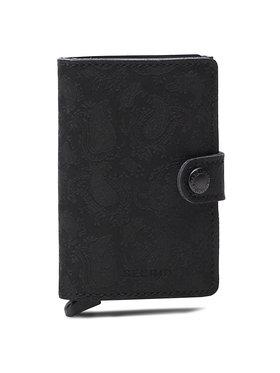 Secrid Secrid Malá pánska peňaženka MPl-BLACK Čierna