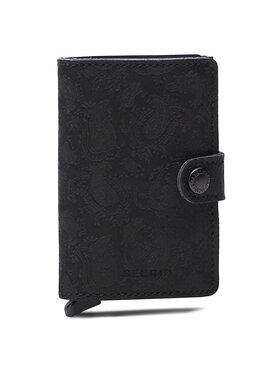 Secrid Secrid Malá pánská peněženka MPl-BLACK Černá