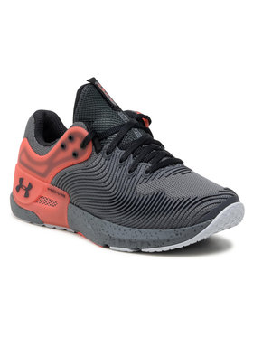 Under Armour Under Armour Batai Ua Hovr Apex 2 3023007-102 Pilka