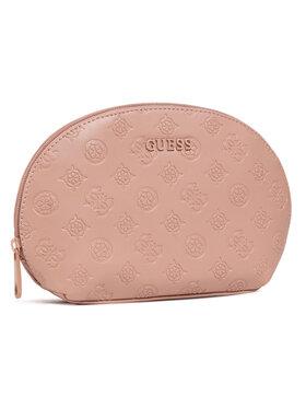 Guess Guess Pochette per cosmetici Annabel Accessories PWANNA P0470 Rosa