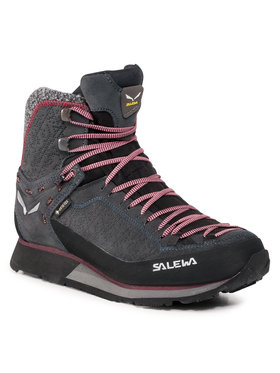 Salewa Salewa Trekkingi Ws Mtn Trainer 2 Winter Gtx GORE-TEX 61373 0988 Czarny