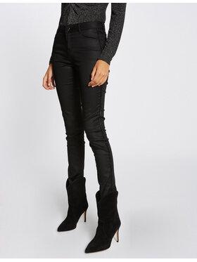 Morgan Morgan Spodnie materiałowe 212-PRADO Czarny Slim Fit