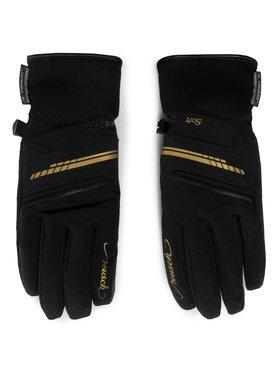 Reusch Reusch Lyžiarske rukavice Tomke Stormbloxx 4931112 Čierna