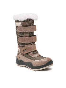 Primigi Primigi Cizme de zăpadă GORE-TEX 8383911 D Maro