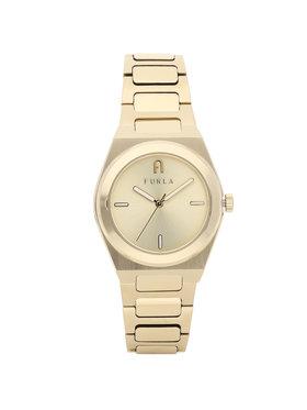 Furla Furla Zegarek Tempo Mini WW00014-MT0000-OR000-1-007-20-CN-W Złoty