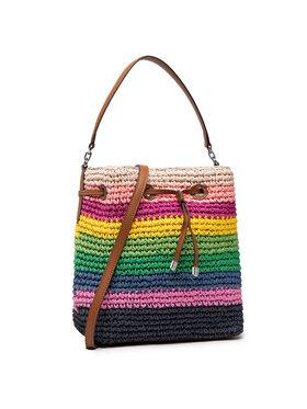 Lauren Ralph Lauren Lauren Ralph Lauren Дамска чанта Debby Drw Med 431826559003 Цветен