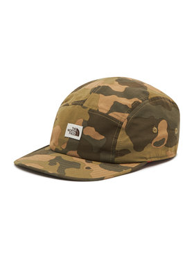 The North Face The North Face Шапка с козирка Marina Camp Hat NF0A3VVHL8U1 Зелен