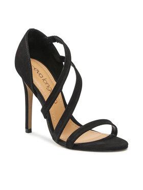 Eva Longoria Eva Longoria Sandále EL-05-01-000024 Čierna