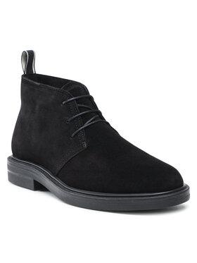 Gant Gant Kotníková obuv Kyree 23643194 Černá